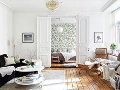 Papel de parede :: quarto