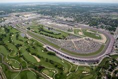 Indy 500! Everyone should go at least once. You'll be hooked.