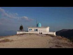 Το εκκλησάκι του Προφήτη Ηλία στην κορυφή της Λευκάδας Taj Mahal, Greece, Island, Building, Travel, Greece Country, Viajes, Buildings, Traveling