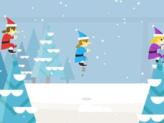 GIPHY is your top source for the best & newest GIFs & Animated Stickers online. Find everything from funny GIFs, reaction GIFs, unique GIFs and more. Merry Christmas Gif, Holiday Gif, Holiday Images, Vintage Christmas Images, Snoopy Christmas, Xmas, Cool Animated Gifs, Cool Animations, Santa Tracker