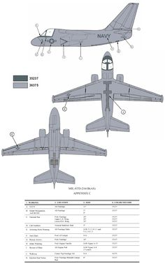 S-3 Viking Color Profile and Paint Guided Updated