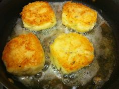 Mashed Potato Cakes Recipe | All in Good Food Recipes