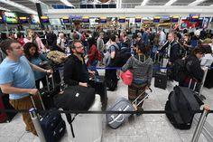 """""""Fallo informático"""" generó caos en varios aeropuertos del mundo"""