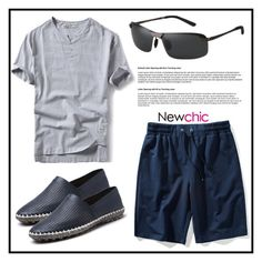 Newchic 9 by merisa-imsirovic on Polyvore featuring polyvore men's fashion menswear clothing