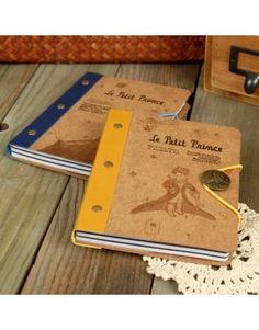"""Cuaderno Vintage """"El Principito"""""""