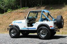Our 2nd Jeep - 1979 CJ5 Renegade