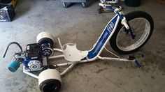 Outlaw Custom Drift Trikes