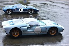 Ford GT40 (Photography by Fabrice Staszak).