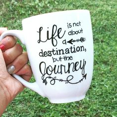 Are you ready for your Journey in 2016? Get this mug just in time for the New Year!