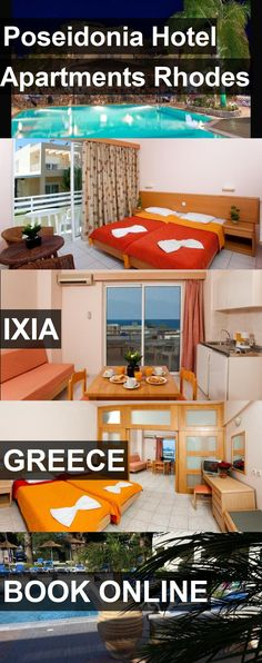 Hotel Poseidonia Hotel Apartments Rhodes in Ixia, Greece. For more information, photos, reviews and best prices please follow the link. #Greece #Ixia #PoseidoniaHotelApartmentsRhodes #hotel #travel #vacation