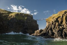 Brave enough to cross the Carrick-a-Rede Rope Bridge?