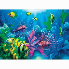 Springbok® Lions of the Sea Jigsaw Puzzle $11.99