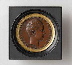 Médaille du Prince impérial, Jean-Auguste Barre