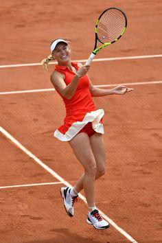 Caroline Wozniacki 2017 Roland Garros