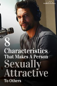 8 Characteristics That Makes A Person Sexually Attractive To Others Healthy Relationships, Relationship Tips, Sigma Male, Alpha Male, Flirty Questions, What Makes A Man, How To Start Conversations, Make A Person, Attractive People