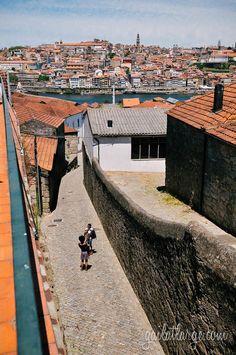 views from Taylor's Port Wine, Vila Nova de Gaia