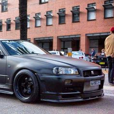 Nissan Skyline!