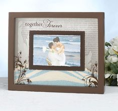 Unity Sand Frame a perfect wedding accessory for your ceremony