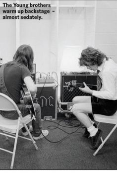 The Young Brothers AC/DC