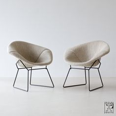 Diamond Chair von Harry Bertoia