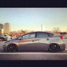 Sick Toyota Prius Chevrolet Volt, Chevrolet Tahoe, Gtr Car, Toyota Previa, Nissan Leaf, Toyota Prius, Jdm Cars, Electric Cars