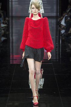 Défilé Armani Privé couture automne-hiver 2014-2015|15