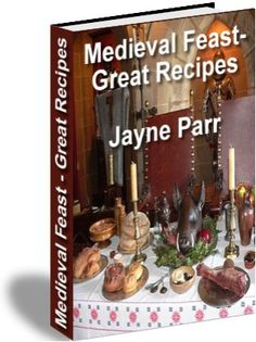 Feast Recipes   Get into the spirit of the game with some great medieval feasting ideas.