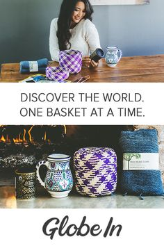 Discover unique food and lifestyle products while supporting remote artisans. Every month we release a different themed box allowing you to uncover unique handmade treasures while reading inspiring artisan stories. Shop Now!