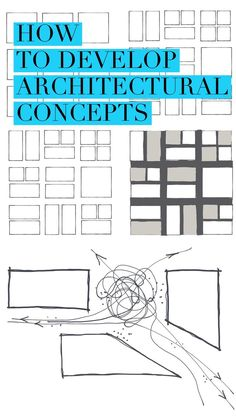 In this article we will take a close look at the architectural concept and how it fits in with the design process. via First In Architecture design process How to develop architectural concepts Pattern Architecture, Plan Concept Architecture, Architecture Durable, Cultural Architecture, Sustainable Architecture, Architecture Details, Landscape Architecture, School Architecture, Conceptual Architecture