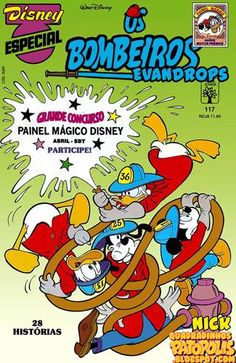Disney Especial - 117 : Os Bombeiros