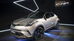 El nuevo Toyota C-HR es el nuevo crossover de la marca japonesa