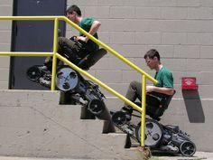 Track Chair by Damon Jurkiewicz at Coroflot.com