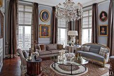 Un interno parigino