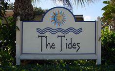 Tides ..... award winning chef and staff.