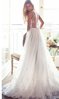 Stunning and Sexy Lurelly Bridal Collection 2016 - Be Modish V Neck Wedding Dress, Bridal Wedding Dresses, Bridesmaid Dresses, Prom Dresses, 2017 Wedding, Wedding Bells, Dream Wedding, Lurelly Bridal, Glamour