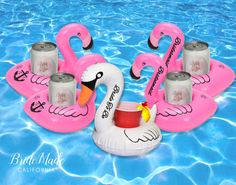 Float your 12 oz beverage with your bridesmaids and friends in style with these customizable beverage boats! A sure hit at any bachelorette