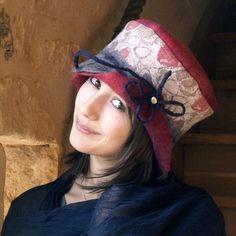 must have - custom felt hat, jannio on etsy