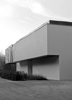 VT Residence, Tessenderlo, Belgium, by Vincent Van Duysen