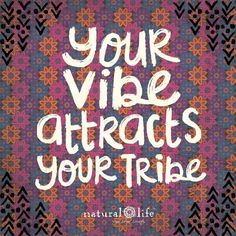 """""""Good vibes only!! #naturallife"""""""