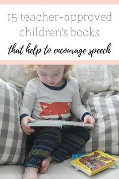 Children's Books that Encourage Speech [ad]