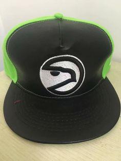 Popular New Adjustable Flat Atlanta Hawks Snapback Hat Cap Basketball 0bfe79a10044
