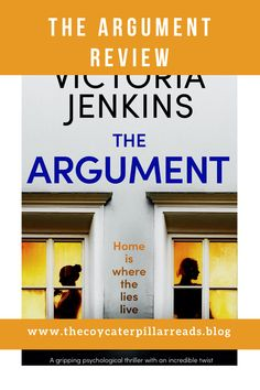 The Argument is a book that the term edge of your seat was invented for. The edge of my seat is worn out – I spent most of the novel on it! Victoria Jenkins grabbed me by the throat and refused to let go until the final page had been put to rest. Must Read Novels, Best Books To Read, Good Books, Best Psychological Thrillers Books, Reading Facts, Starting A Book, Thriller Books, Love Book, Book Recommendations