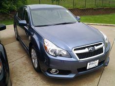 Subaru Legacy in Twilight Blue, SL14000