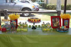 Abby's Teenage Mutant Ninja Turtle Party! | CatchMyParty.com