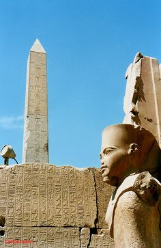 Temple of Karnak in Luxor