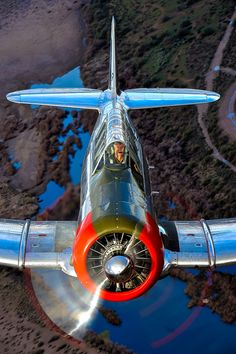 North American T-6 Texan by Brent Clark on 500px