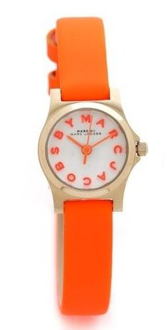 Marc by Marc Jacobs Henry Dinky Watch   $150.00