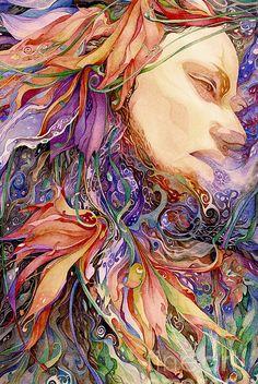 """ Breath of Life - Helena Nelson Reed """