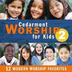Cedarmont Worship for Kids Vol. 2 by Cedarmont Kids CD