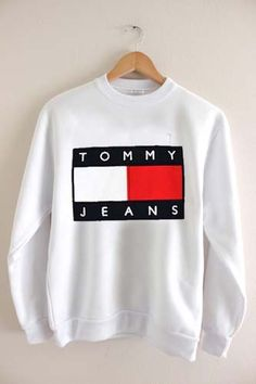 tommy jeans logos Unisex Sweatshirts size S,M,L,XL,2XL,3XL.They are an original inspired design